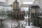 Large Capacity Glass Bottle Filling Machine 10000 Bottles Per Hour